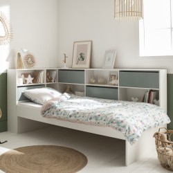 https://www.alfredetcompagnie.com/10164-home_default/storage-bed-with-slats-90x190-magnus-whitegreen.jpg