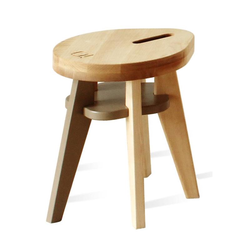 tabouret en bois pour enfant