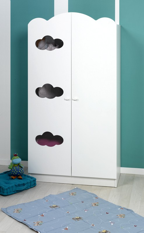 armoire enfant pas chere armoire chambre enfant couleur. Black Bedroom Furniture Sets. Home Design Ideas