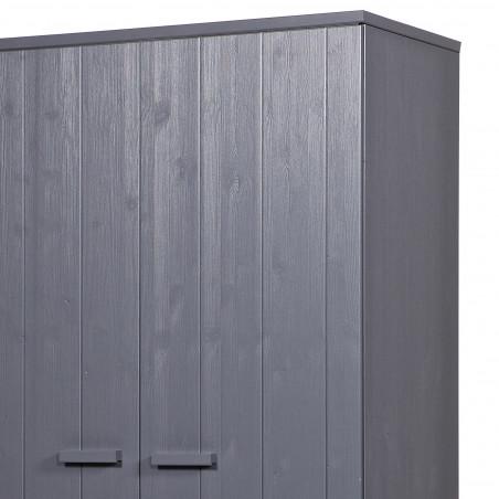 armoire pin pour chambre enfant alfred et compagnie