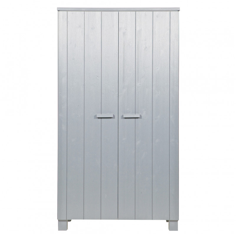 armoire 2 portes en pin