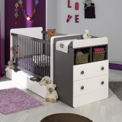 https://www.alfredetcompagnie.com/503-home_default/evolving-baby-cot-with-drawer-70x140-white-taupe.jpg
