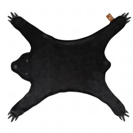 tapis ours brun pour chambre enfant