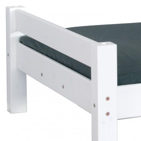 lit enfant en bois massif 140x200