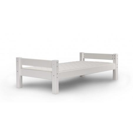 lit mi-hauteur enfant 90x200