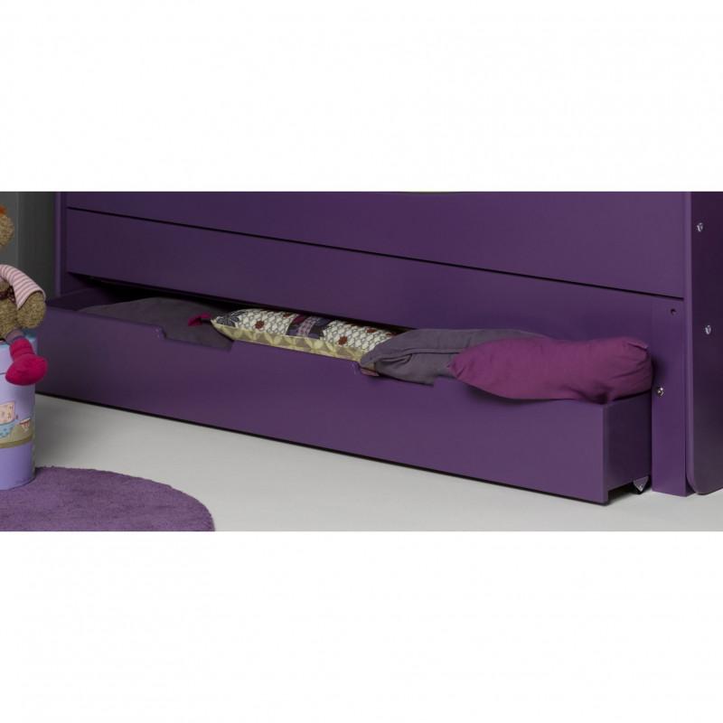 tiroir de rangement pour lit évolutif enfant