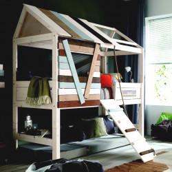 lit cabane enfant vente de lit cabane pour enfants. Black Bedroom Furniture Sets. Home Design Ideas