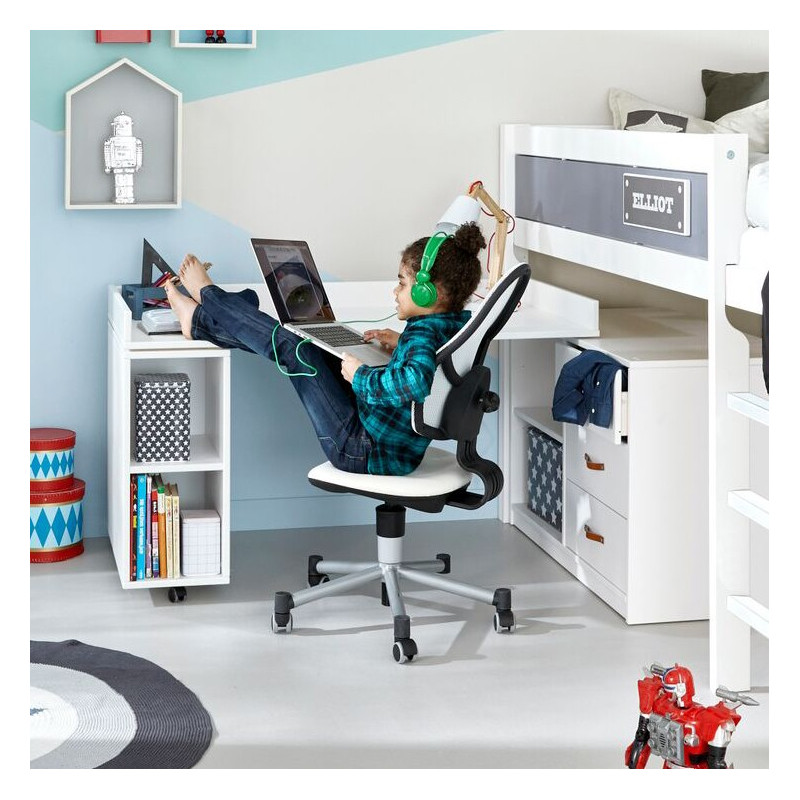 bureau pivotant chambre enfant alfred et compagnie
