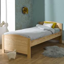 lit enfant avec matelas 90x200