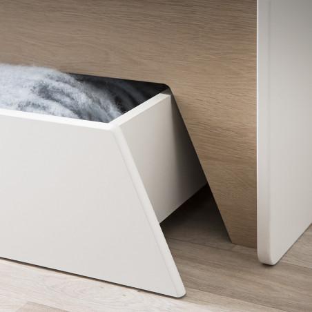 tiroir de rangement pour lit bébé évolutif