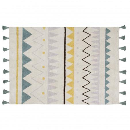 tapis 120x160 en coton