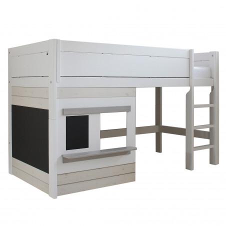 lit cabane 90x200