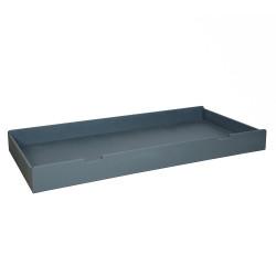 Tiroir de lit pour lit Rond 90x200 GRIS SOURIS