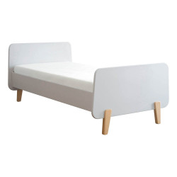 90x190 Wooden Kids Bed Alfred Cie
