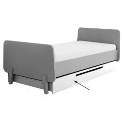Tiroir de lit 80x190 pour lit MM BLANC