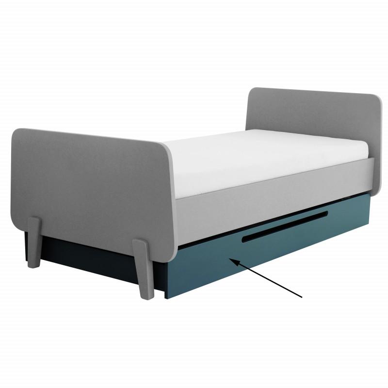 Tiroir de lit 80x190 pour lit MM GRIS SOURIS