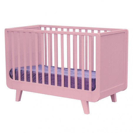 lit bébé à barreaux 60x120
