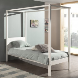 https://www.alfredetcompagnie.com/7162-home_default/canopy-bed-in-pine-90x200-vadim-white.jpg