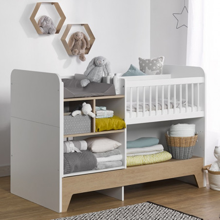 Evolving Baby Cot With Storage Amelie