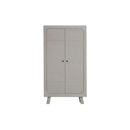 armoire 2 portes