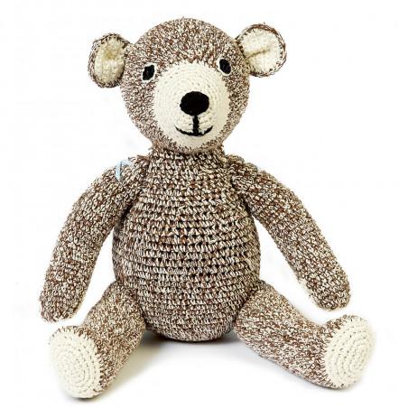 ours en peluche teddy choco