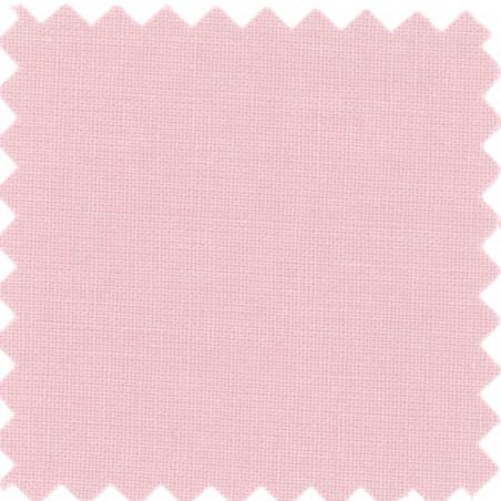 drap housse en coton rose