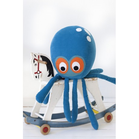 Coussin pieuvre